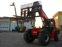 Used 2014 Manitou MH