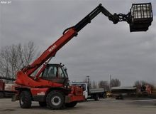 Used 2002 Manitou MR
