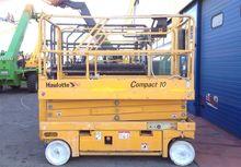 Used 2003 Haulotte C