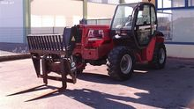Used 2005 Manitou MV