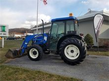2005 NEW HOLLAND TN60DA