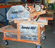 Stone saw Jumbo 900 Clipper Nor
