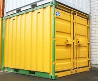 Steel Material Container # 525
