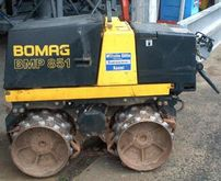 Bomag Digging Roll BMP 851 # 54