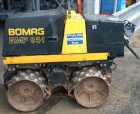 Bomag roller BMP 851 grave # 54