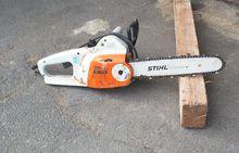 Stihl chainsaw gasoline 2.6 KW
