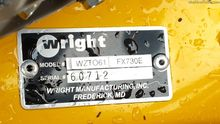 2012 Wright WZT061