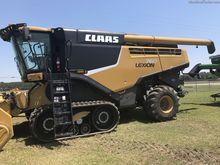 2013 Claas 760
