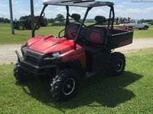 2010 Polaris Ranger XP800