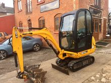 Used 2010 JCB 8014CT