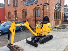 Choice of 2013 JCB Micro's