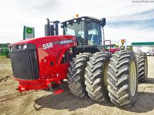2015 Versatile 550