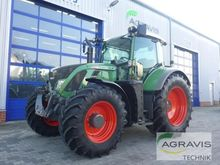 Used 2013 Fendt 722