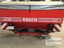 Used 1998 Rauch ALPH