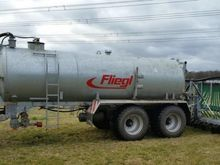 2015 Fliegl VFW 16000 TANDEM
