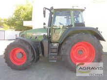 Used 2007 Fendt 714