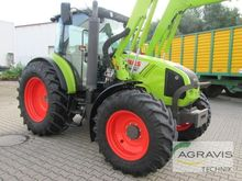 Used 2012 CLAAS ARIO