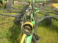 Used Kverneland 6596
