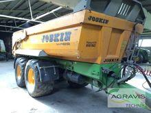 Used 2008 Joskin TRA