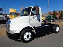 2007 International 8600 SBA