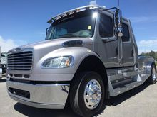 2013 FREIGHTLINER SPORT CHASSIS