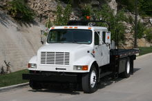 1999 International 4700 Crew Ca