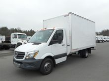 2014 MERCEDES-BENZ SPRINTER 350