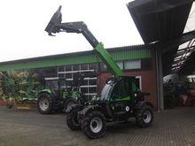 2011 Deutz-Fahr Agrovector 35.7