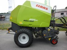 Used 2010 CLAAS 455