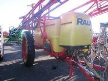 Used Rau 2700 ltr. 2