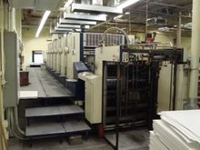1987 Komori Lithrone L640+L 559