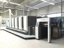 2011 Komori GL 540 HC 5980