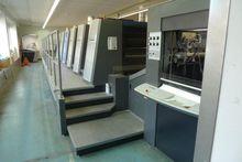 2010 Heidelberg XL 105-5+LX 600