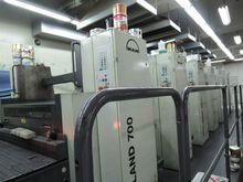 2006 Man Roland R706 3B+LV 6013