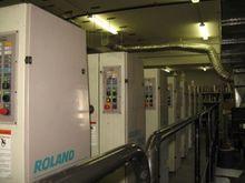 2000 Man Roland R706 PLV 5412