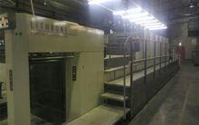2008 Komori LS 640+LX 5643