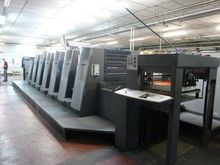 2003 Heidelberg CD 74-6+L-F UV