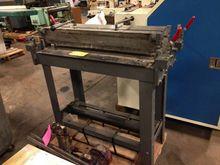 5087 - M110 Plate Bender 5087