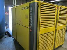 ES300 KAESER Air Cooled Compres
