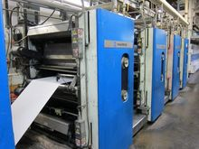 HARRIS M120 5 Unit 2 Web Press