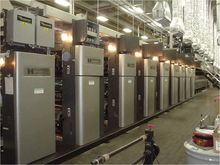 HEIDELBERG/HARRIS M1000BE Reman
