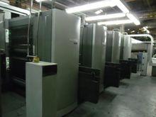 2009 GOSS M600C (4) Unit (1) We