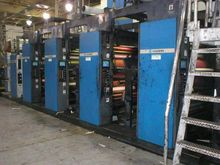 HARRIS M1000 AII (4) Unit Web O