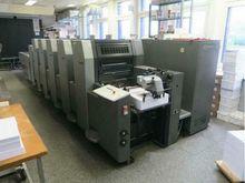 2003 SM 52-5P3H+LX Heidelberg