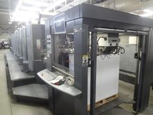 2004 SM 102-8P Heidelberg Speed