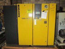 2004 4755 -  Kaeser 75 HP Model