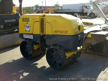 Used 2011 Wacker RT8