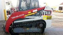 2013 Takeuchi TL12CR