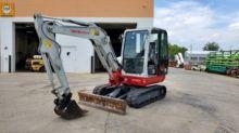Used Takeuchi TB 240 Excavator for sale | Machinio