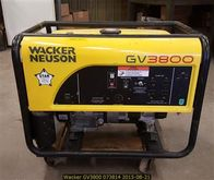 Used 2012 Wacker GV3
